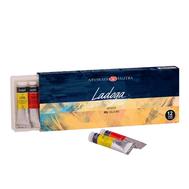 Набор масляных красок Ладога 12*18 мл