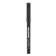 Линер MOLOTOW Fineliner 0,4 мм Чёрный