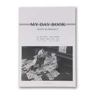 MY DAY BOOK #3 / WOTT 80 PROJECT