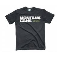 Футболка Montana лого темно-серая размер  М, фото 1