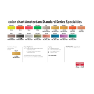 Палитра Royal Talens Amsterdam Standard Specialties
