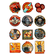 "Стикеры ""Фаллаут/Stickers Fallout"", фото 1"