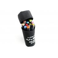 Набор маркеров FAT&SKINNY МAIN Основные цвета 12 шт, фото 1