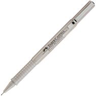 Ручка капиллярная ECCO PIGMENT Черная 0,1 мм, фото 1