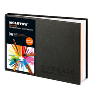 Скетчбук Molotow One4all Professional Sketchbook A5, фото 1