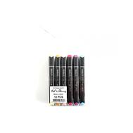 Набор маркеров FAT&SKINNY BASIC Основные цвета 12 шт, фото 1