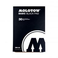 Альбом Molotow Black Pad A4, фото 1