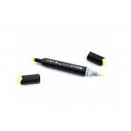 Набор маркеров FAT&SKINNY BASIC Основные цвета 12 шт, фото 2