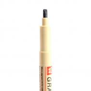 Ручка капиллярная Pigma Graphic 3.0 мм Черный цвет, фото 2