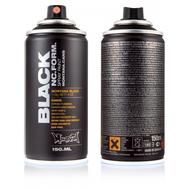 MONTANA BLACK 150 Black Аэрозольная краска для граффити
