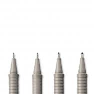 Ручка капиллярная ECCO PIGMENT Черная 0,5 мм, фото 2