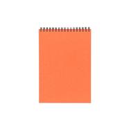 Скетчбук на пружине Оранжевый А5, фото 1