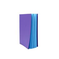Скетчбук-склейка Фиолетовый A5 Голубая бумага, фото 1