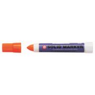 Маркер Sakura Solid Флуоресцентный Оранжевый 12 мм