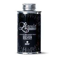 Заправка MTN Liquid Paint Silver Серебро 200 мл, фото 1