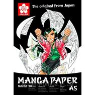 Блокнот для рисования Sakura Manga A5, фото 1