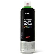 Краска аэрозольная Mtn NITRO 2G COLORS Белый 500 мл, фото 1
