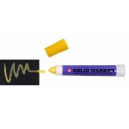 Маркер Sakura Solid Жёлтый 12 мм