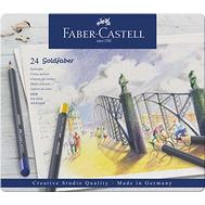 Набор цветных карандашей Faber Castell Goldfaber 24 цв, фото 1
