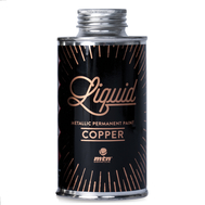 Заправка MTN Liquid Paint Copper Медь 200 мл