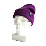 Шапка Classic O! (label) Фиолетовый Шерсть/акрил, фото 1