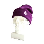 Шапка Classic O! (logo) Фиолетовый Шерсть/акрил, фото 1
