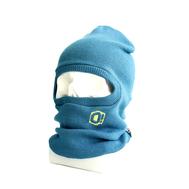 Шапка Ninja Mask O! Бирюзовая, фото 1