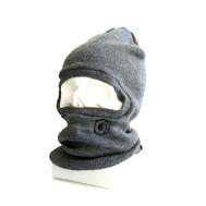 Шапка Ninja Mask O! Антрацит, фото 1