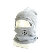 Шапка Ninja Mask O! Серый, фото 1