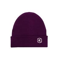 Шапка Classic O! (logo) Фиолетовый Шерсть/акрил