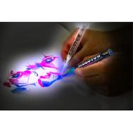 Заправка Флуоресцентная GRAF-X UV Невидимка 30 мл, фото 2