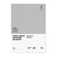 Альбом для акварели W&N Classic 300г/м.кв 14,8x21см, 12л (фин, склейка)