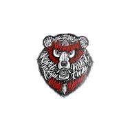 Стикеры от Fans. Медведь Shereland (большой), фото 1