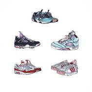 Адские кроссовки, фото 1
