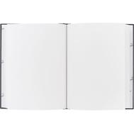 Блокнот для зарисовок Canson One 100г/кв.м 21.6*27.9см 100л твердая обложка черный, фото 2