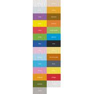 Бумага цветная Cartacrea 220г/м.кв 21x29,7см красный 50л/упак, фото 2