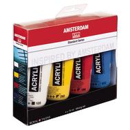 Набор акриловых красок Amsterdam Standart Mixing 4 цвета по 75 мл
