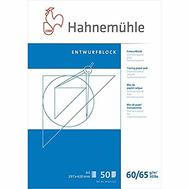 Калька Hahnemuhle Альбом-склейка, 90/95 г/м2, А3, 60 л, фото 1