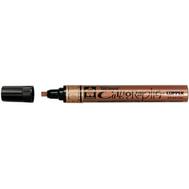 Маркер Pen-Touch Calligrapher Медный толстый стержень 5 мм, фото 1