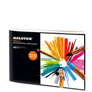 Скетчбук Molotow One4All Professional Sketchpad A3, фото 1