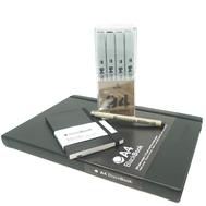 Альбом для зарисовок Blackbook A4 верт. 200 стр. 110 г/м, фото 2