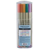 Набор Finecolour Liner 24 цвета (B), фото 1