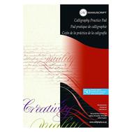 Альбом для каллиграфии Manuscript Creative Calligraphy, 30х21,1 см, 80 г/м2, 50 л, фото 1