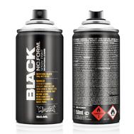 MONTANA BLACK 150 WHITE Аэрозольная краска для граффити