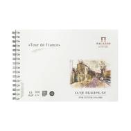 """Альбом для акварели """"Tour de France"""" A3 Бумага Торшон, фото 1"""