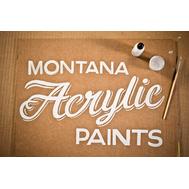 Чернила Montana Acrylic Белый Шок 180 мл
