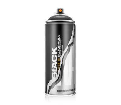 Аэрозольная краска BLACK Artist Edition RACHE 400ml, фото 1