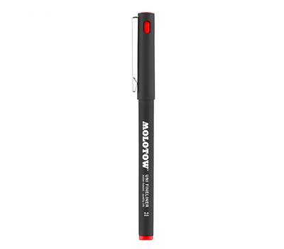 Линер MOLOTOW Fineliner 0,4 мм Красный