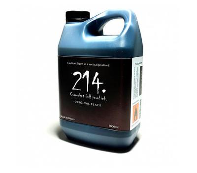214 Ink черные Original 1000 мл