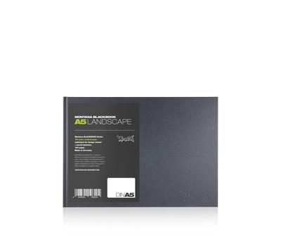 Скетчбук MONTANA Blackbook A5 15 x 21, фото 1